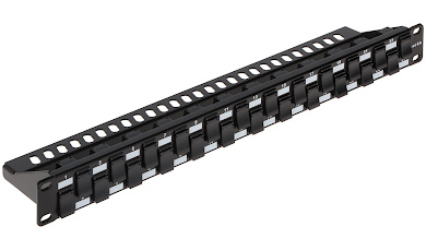 PATCH PANEL KEYSTONE PP 24 RJ FX 6AC1