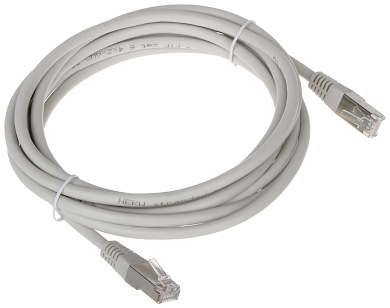 PATCHCORD RJ45 FTP6 3 0 GY 3 0 m