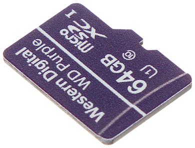 SD-MICRO-10/64-WD