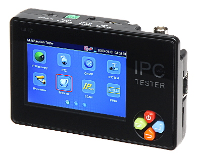 TESTER WIDEO IP PAL SP IPT03