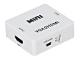 VGA+AU/HDMI-ECO